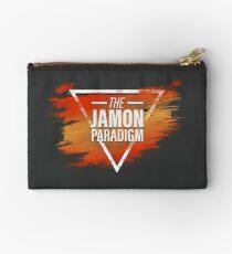 Jamon Paradigm Condensed Logo Studio Pouch