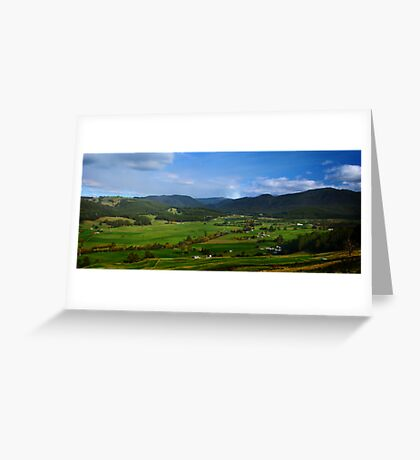 I Can See Forever... Gunns Plains Greeting Card