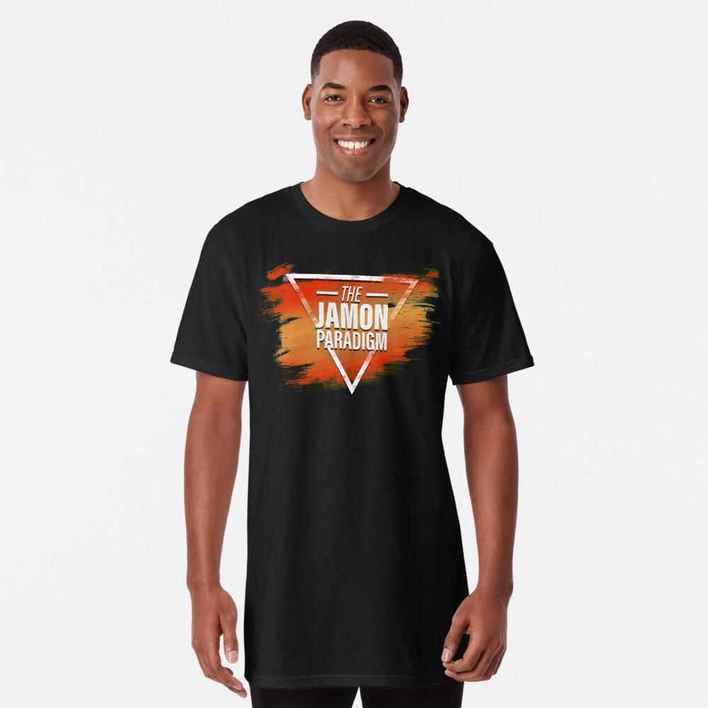 Jamon Paradigm Condensed Logo Long T-Shirt