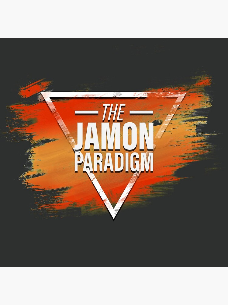 Jamon Paradigm Condensed Logo by JamonParadigm