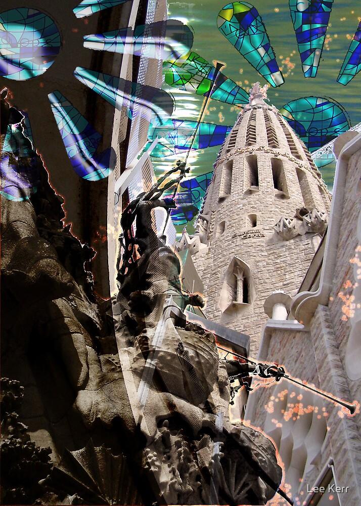Dreaming of Gaudi by Lee Kerr