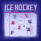 Hockey Ice by likelikes