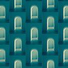 Luminous Doorway Multiple by makarmusic