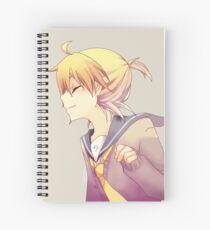 Len Kagamine Spiral Notebook