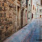 Quiet Street by Jacinthe Brault