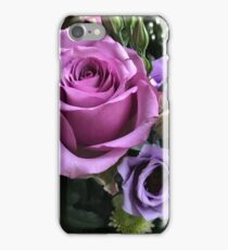 The Rose and Lisianthus  iPhone Case/Skin