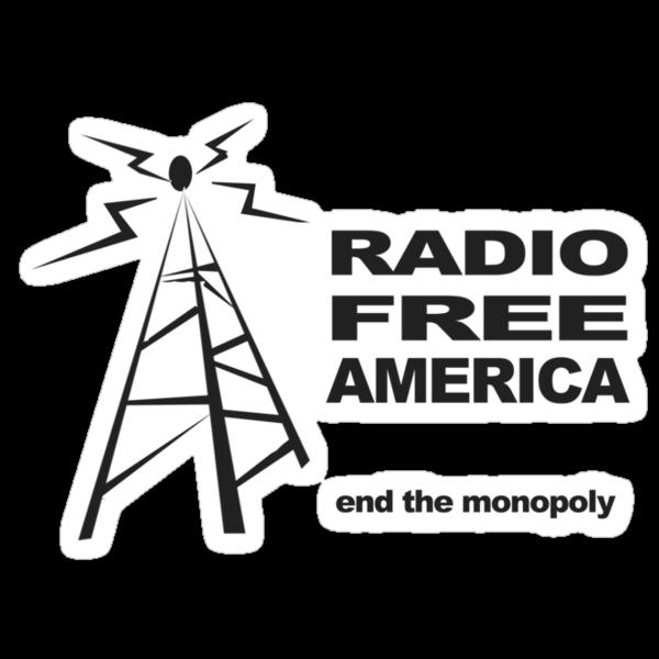RADIO FREE AMERICA by loganhille