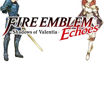 Fire Emblem Echoes by mixiemoon