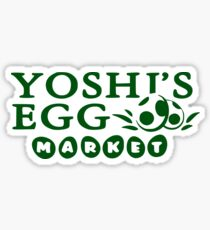 Egg Market Sticker