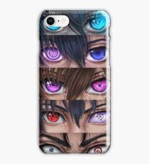 Anime Eyes iPhone Case/Skin