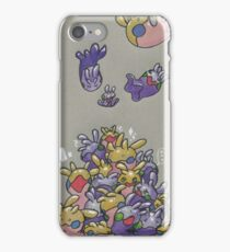 Goomy Pile iPhone Case/Skin