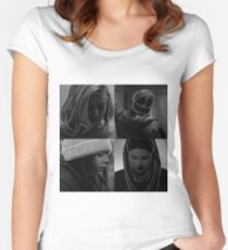 SKAM Women's Fitted Scoop T-Shirt