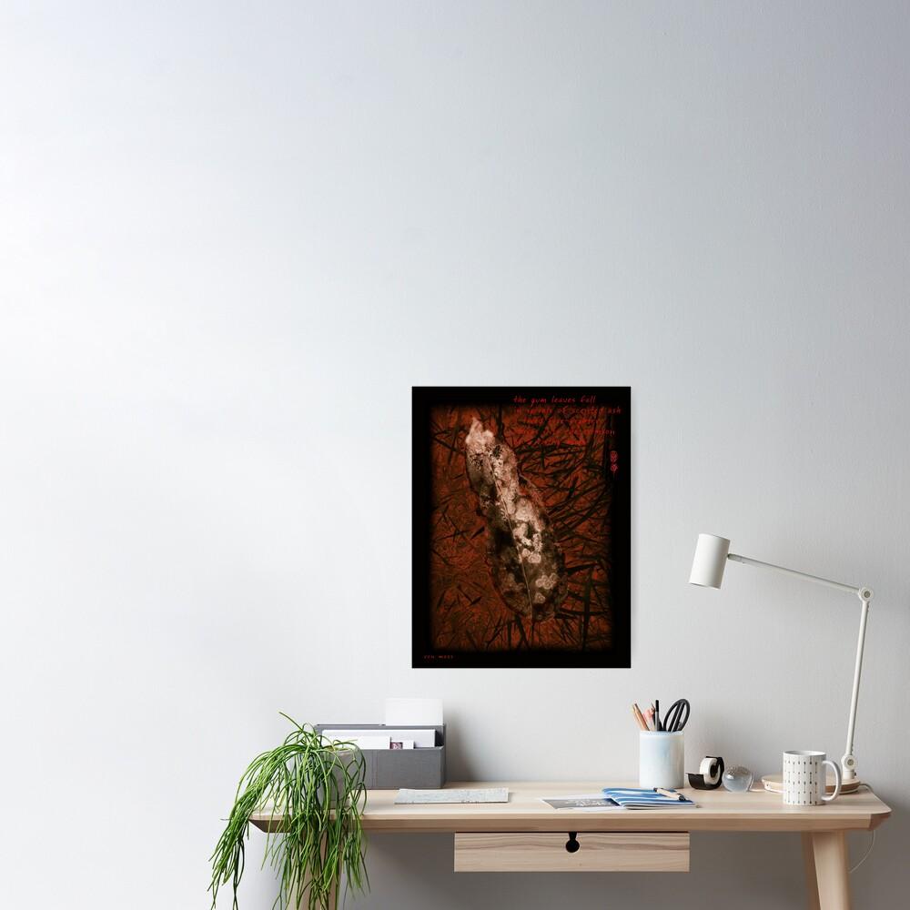 Crimson Moon Poster