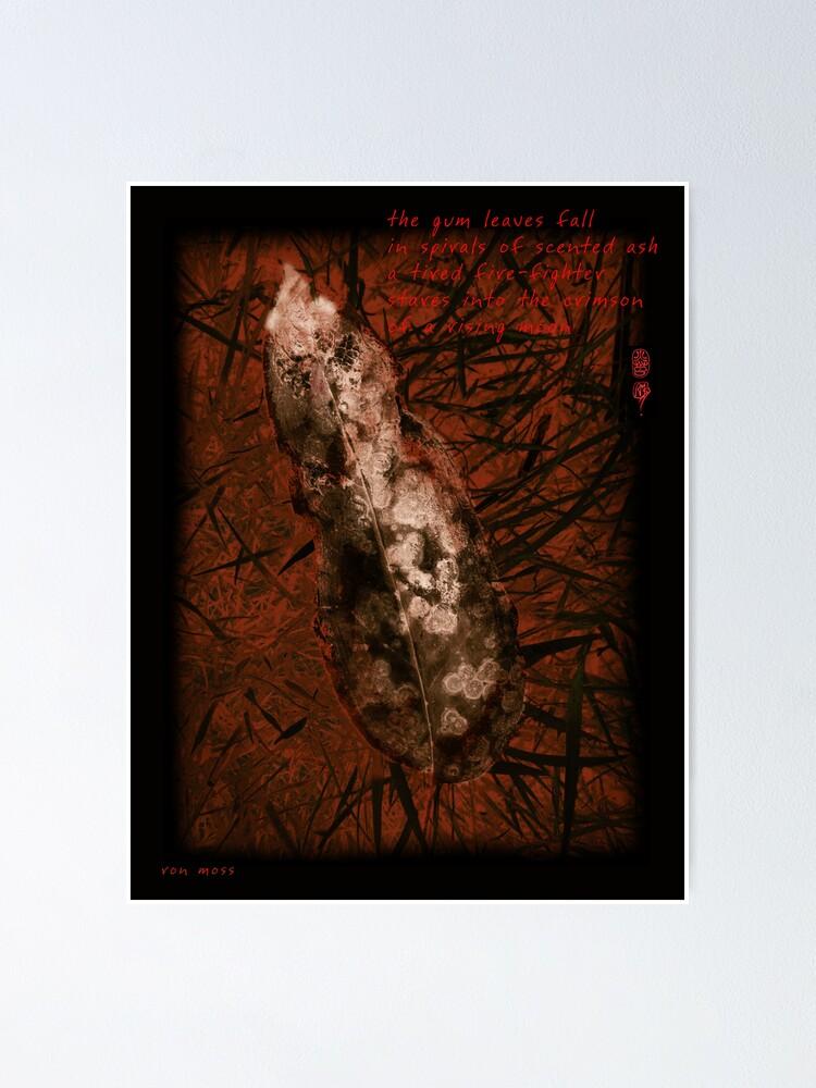 Alternate view of Crimson Moon Poster