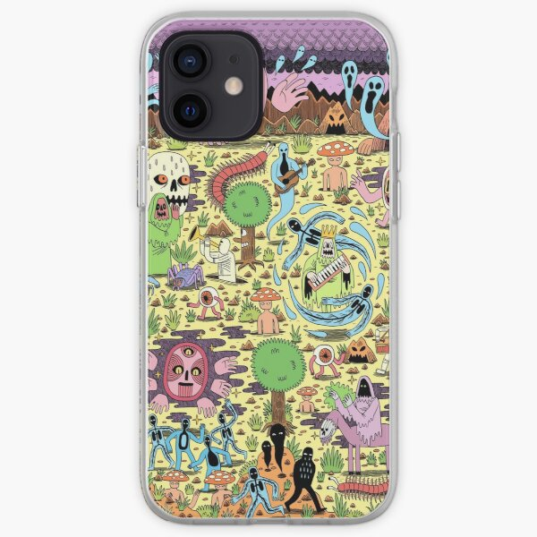 Ghost World  iPhone Soft Case