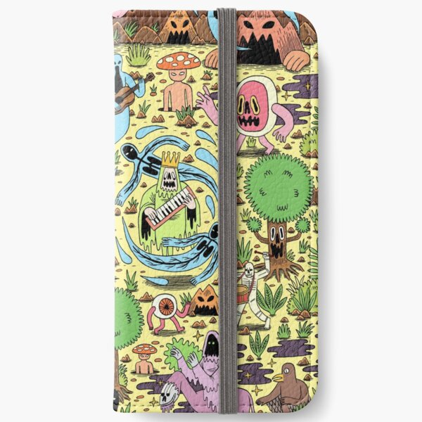 Ghost World  iPhone Wallet