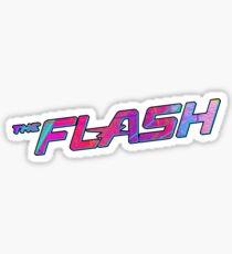 flash Sticker