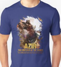 League of Legends AZIR - [The Emperor Of The Sand] T-Shirt