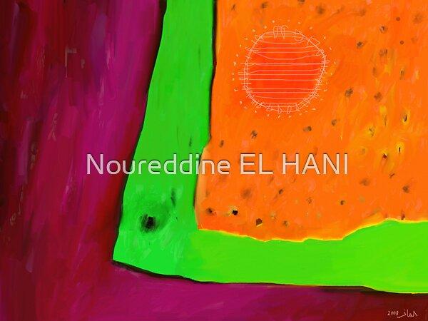 AU CLAIR DE LA LUNE by Noureddine EL HANI