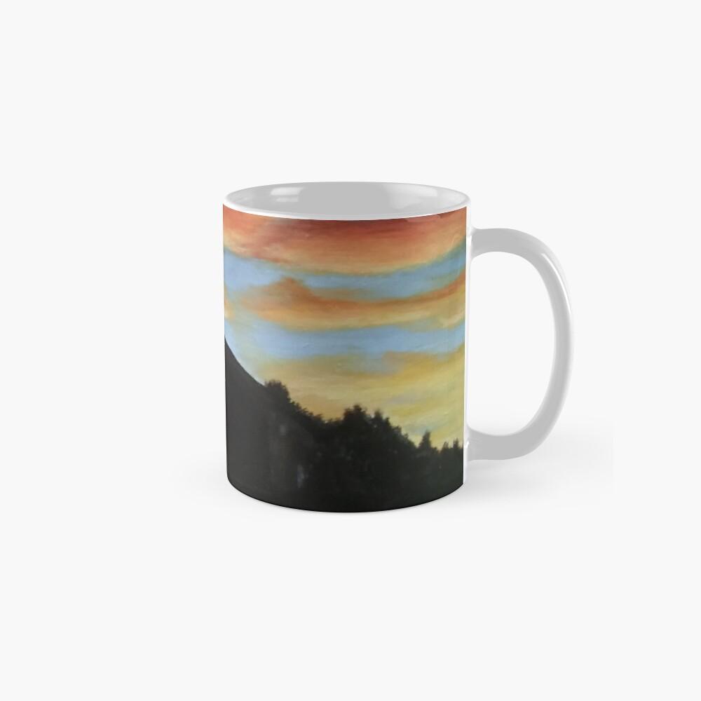 Sunset on the Street Mug