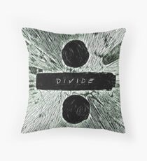 Glass Division Throw Pillow