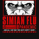 I Survived the Simian Flu Pandemic by Adho1982