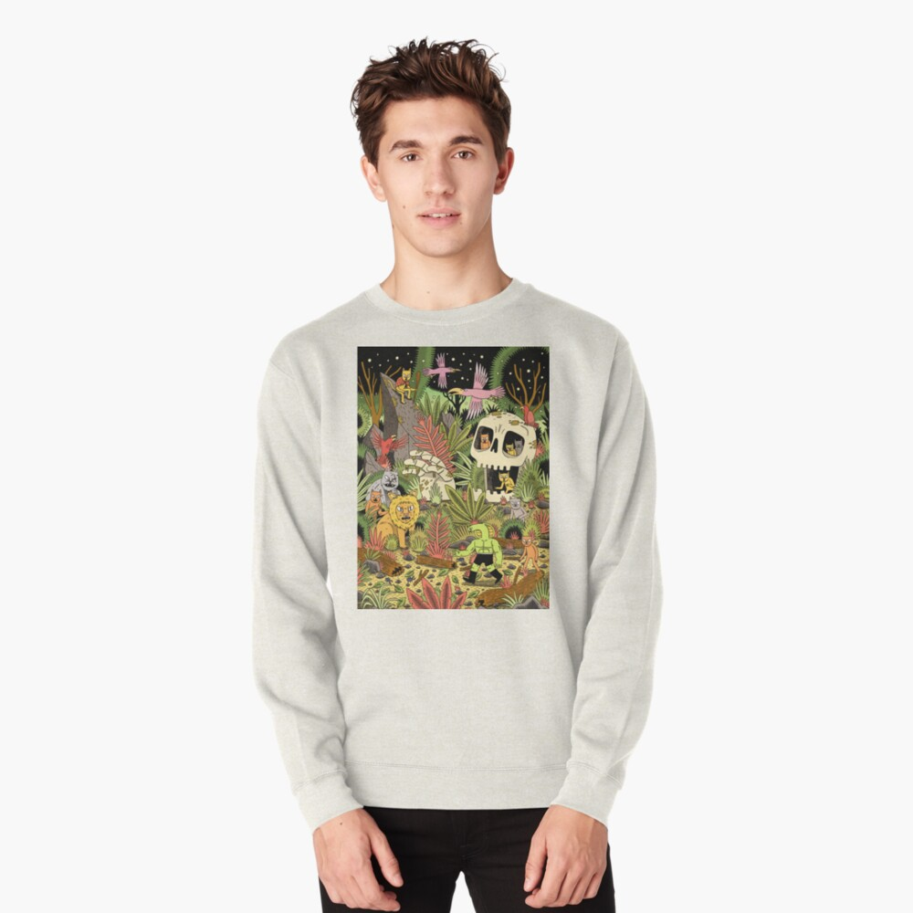 The Jungle Pullover Sweatshirt