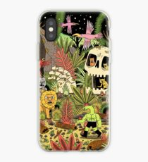 The Jungle iPhone Case