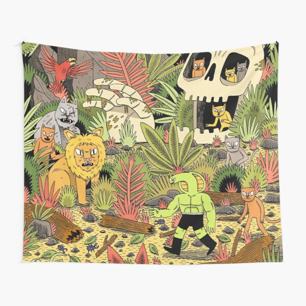 The Jungle Tapestry