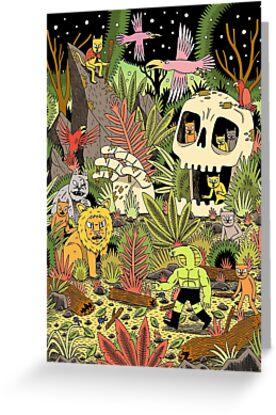 «La jungla» de jackteagle