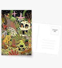 Der Dschungel Postkarten