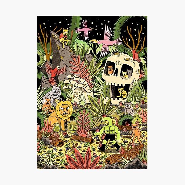 The Jungle Photographic Print