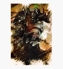 League of Legends TRYNDAMERE Photographic Print
