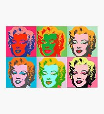 Andy Warhol Monroe Photographic Print