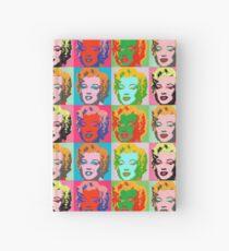 Andy Warhol Monroe Hardcover Journal