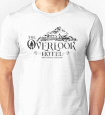 Overlook Hotel - The Shining Winter Fall T-Shirt