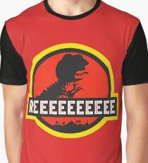Jurassic PEPE - REEE Graphic T-Shirt