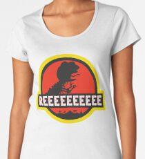Jurassic PEPE - REEE Women's Premium T-Shirt