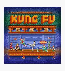Fu Kung Photographic Print
