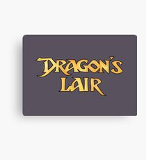 Dragon's Lair Canvas Print
