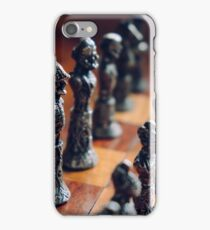 Mongo is no dummy. iPhone Case/Skin