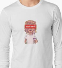 Lil Pump - ESSKEETIT box logo T-Shirt