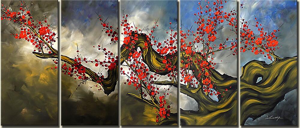 Plum Blossom by alexgallery