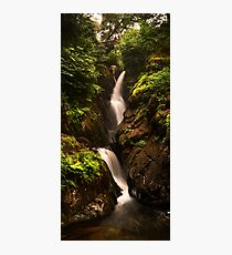 Aira Force After Rain.  Photographic Print