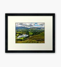 Langdale Framed Print