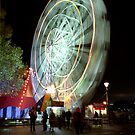Ferris Wheel by Elaine Li