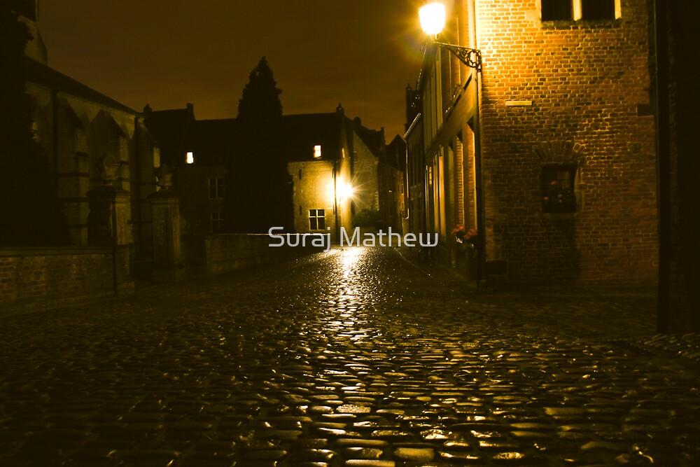 Groot Begijnhof, Leuven, Belgium by Suraj Mathew