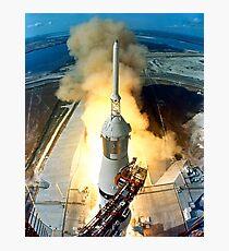 Apollo 11 Launch Photographic Print