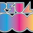 Ursula 1000: It's Alive! (Mystics Logo) by brianhillDESIGN