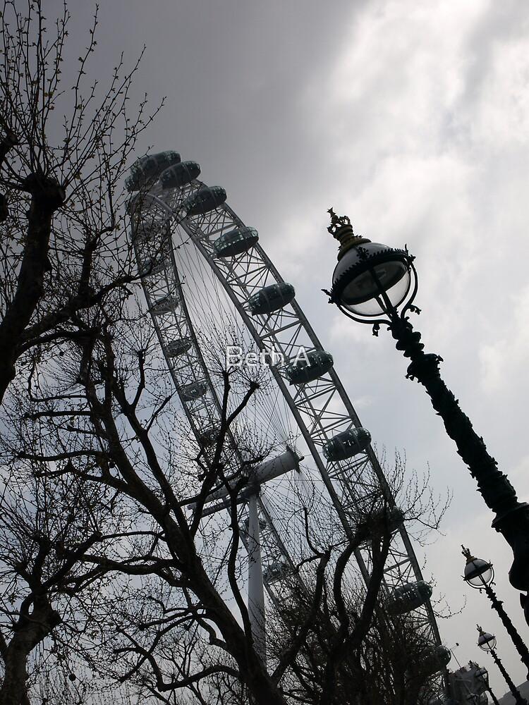 London Eye by Beth A